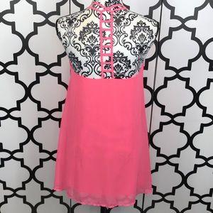 Altar'd State Dresses - Altar'd State Neon Pink Dress